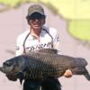 タイの釣堀で巨大鯉パーカーホを釣る