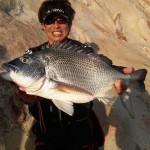 香港の釣り 白チヌ激闘編