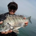 香港の釣り DAIWA銀狼カップほか