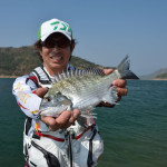 香港でのチヌ釣り その3