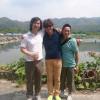 香港旅行 香港の釣り堀視察