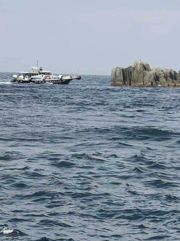 男女群島渡船