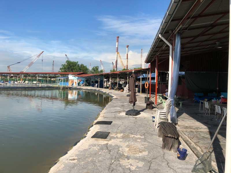 LS FISHING 釣り場